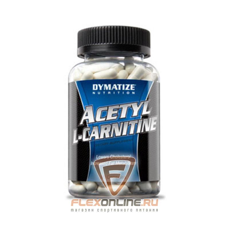 L-карнитин Acetyl L-Carnitine 500 mg от Dymatize