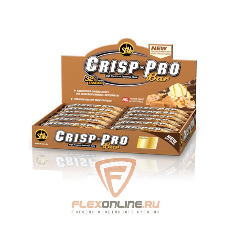 Шоколадки Crisp-Pro Bar от All Stars