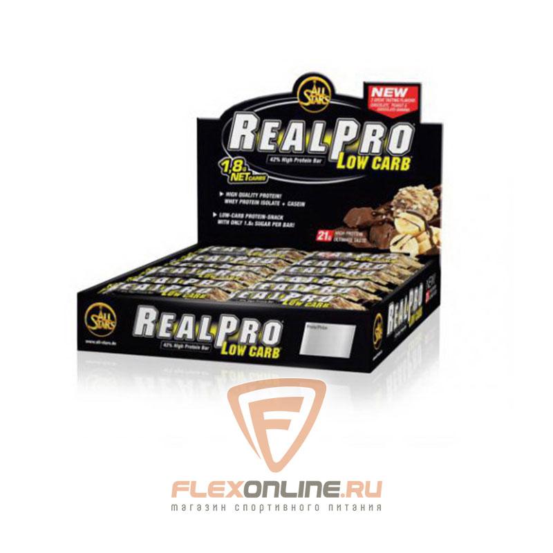 Шоколадки Real Pro Low Carb от All Stars