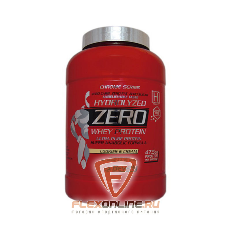 Протеин Hydrolyzed Zero Whey от Beverly