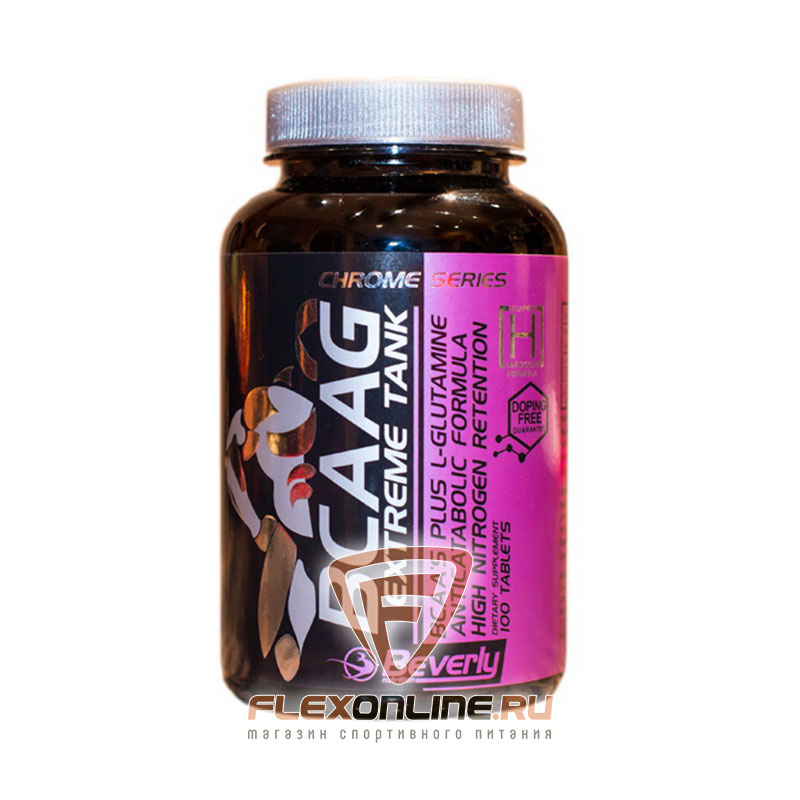 BCAA BCAAG Extreme Tank от Beverly
