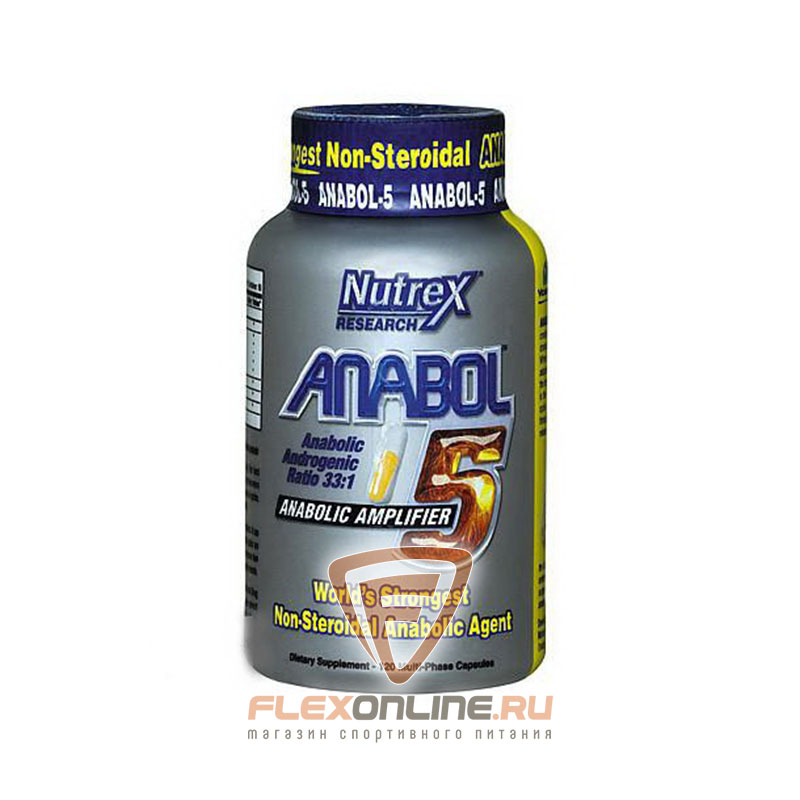 Прочие продукты Anabol 5 от Nutrex