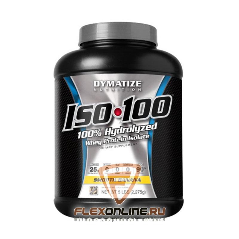 Протеин ISO 100 от Dymatize