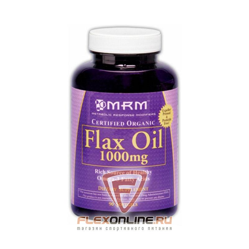 Прочие продукты Flax Oil 1000mg от MRM