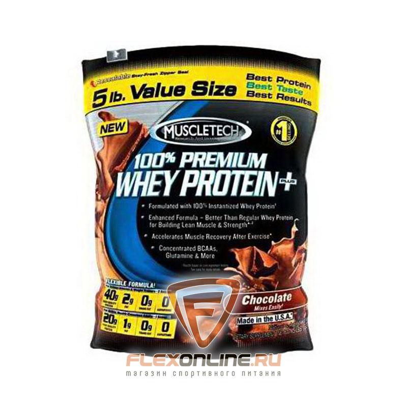 Протеин 100% Premium Whey Ptotein Plus от MuscleTech