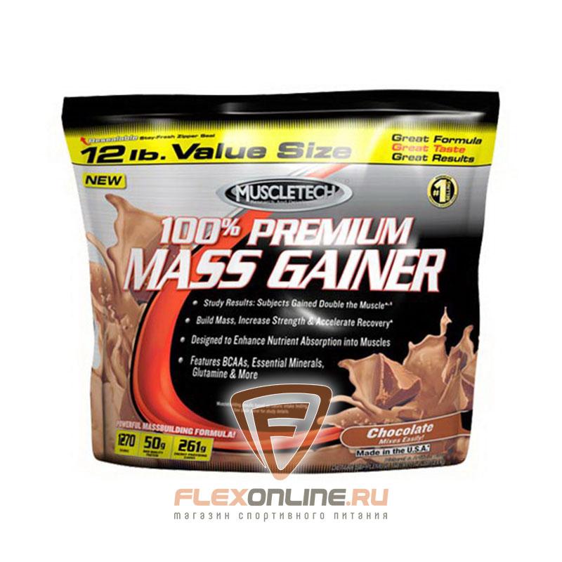 Гейнер 100% Premium Mass Gainer от MuscleTech
