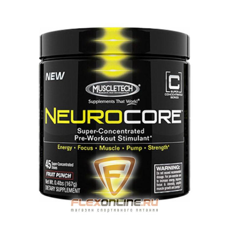 Предтреники Neurocore от MuscleTech