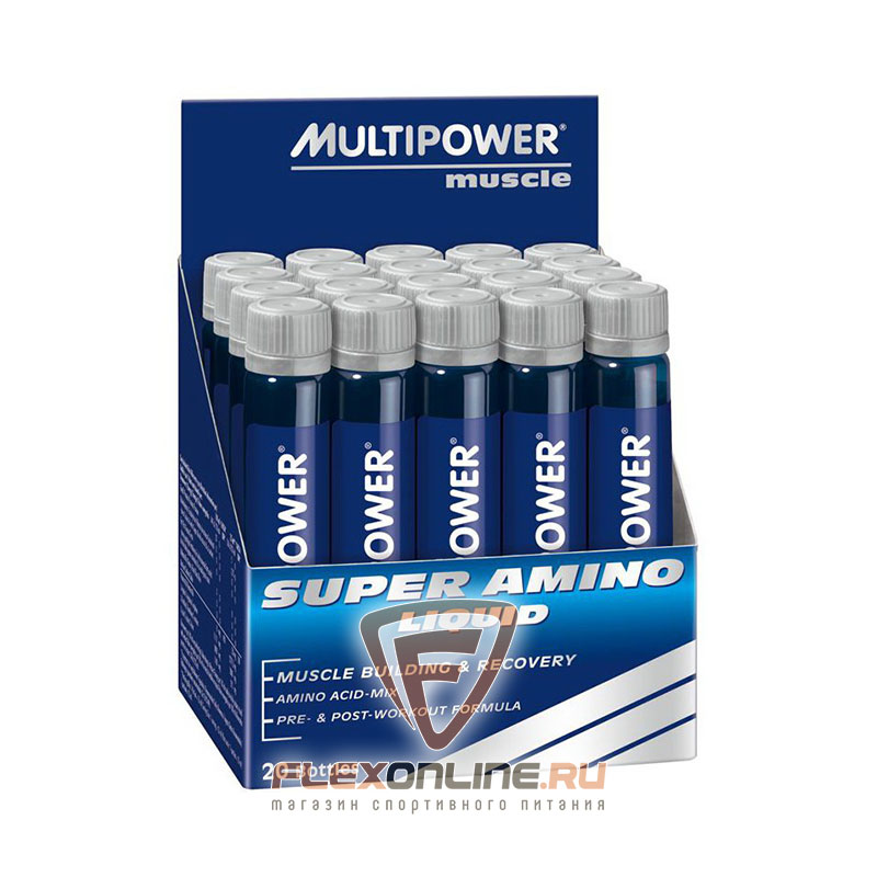 Аминокислоты Super Amino Liquid от Multipower