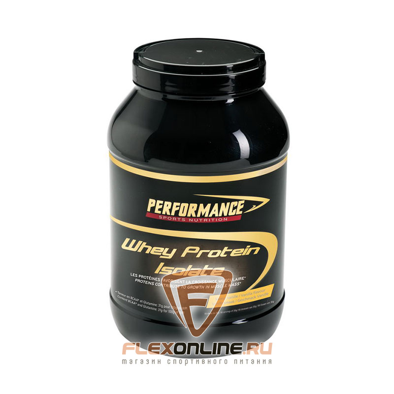 Протеин Whey Protein Isolate от Performance