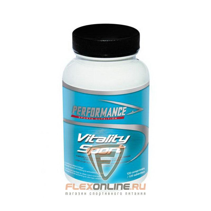 Витамины Vitality Sport от Performance