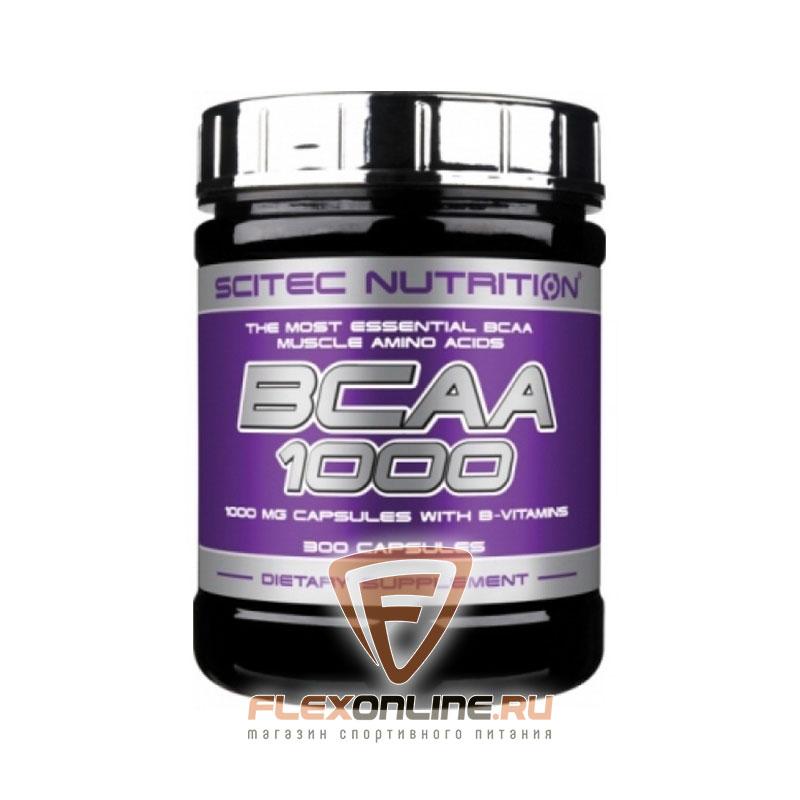 BCAA BCAA 1000 от Scitec