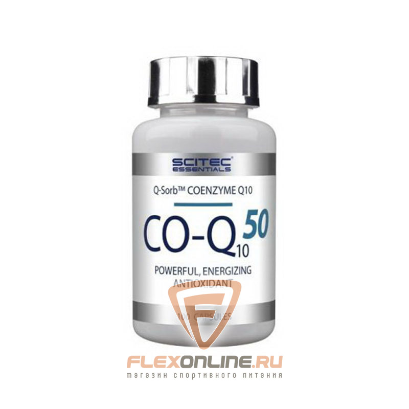 Прочие продукты CO-Q10 50 мг от Scitec