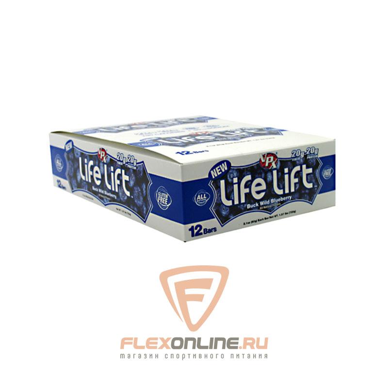 Шоколадки Life Lift Bar от VPX