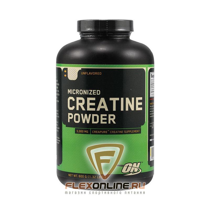 Креатин Micronized Creatine powder от Optimum Nutrition