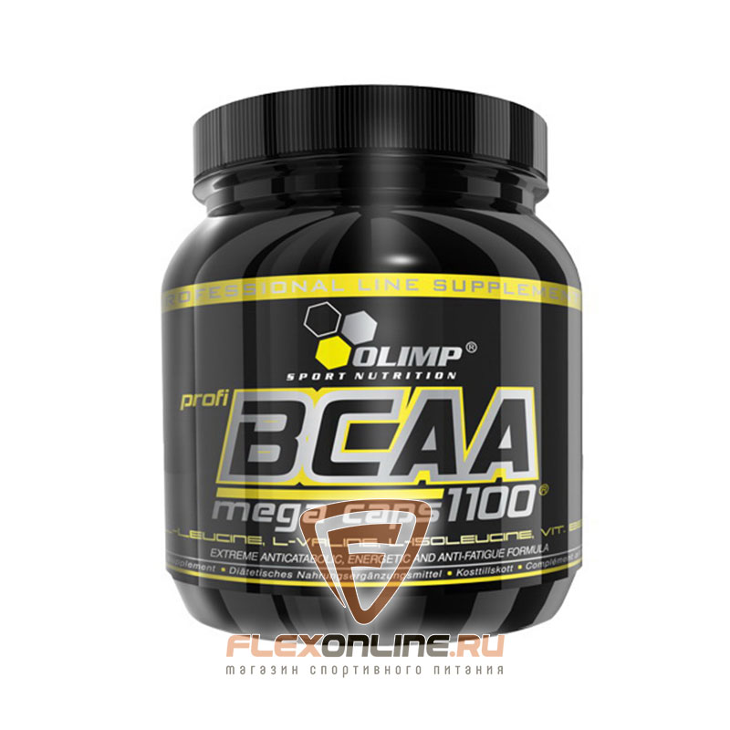 BCAA BCAA Mega Caps от Olimp