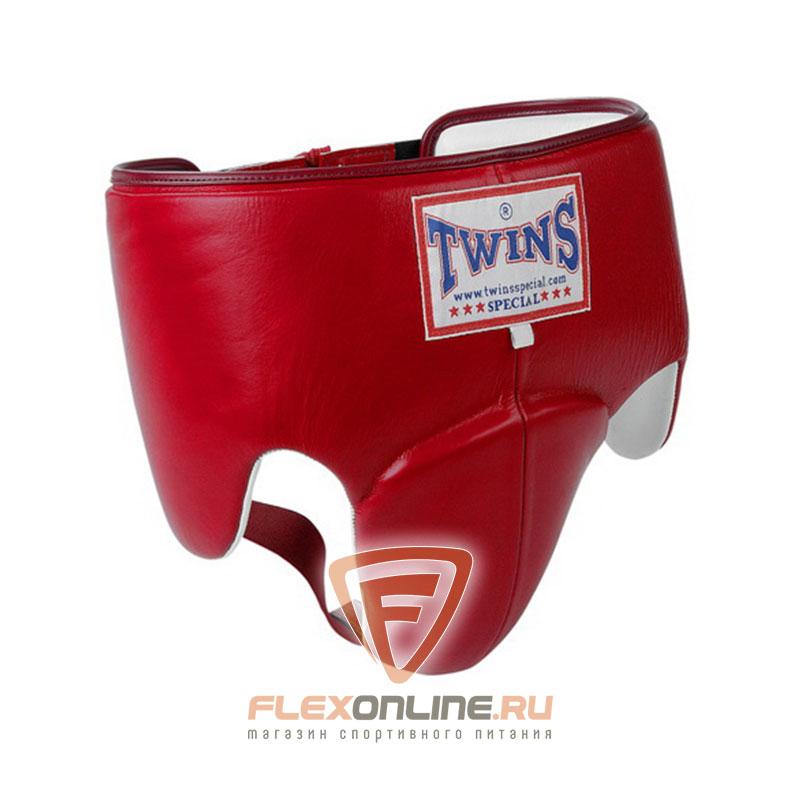 Защита тела Бандаж с поясом L красный от Twins