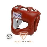 Шлемы Боксерский шлем с дугой L красный от Twins