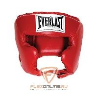 Шлемы Боксерский шлем тренировочный Pro Traditional S красный от Everlast