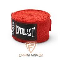 Бинты Бинты MMA 2,54 м красные от Everlast