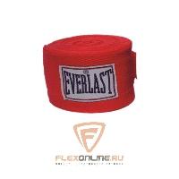 Бинты Боксерские бинты 2,7 м красные от Everlast