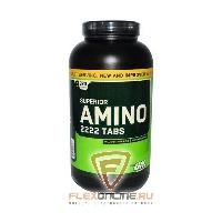 Аминокислоты Superior Amino 2222 Tabs от Optimum Nutrition