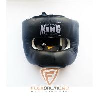 Шлемы Шлем тренировочный закрытый S чёрный от King
