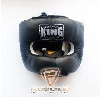 Шлемы Шлем тренировочный закрытый XL чёрный от King