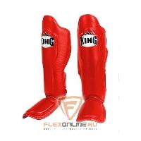 Защита тела Защита голени XL красная от King