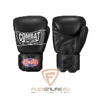 Боксерские перчатки Перчатки боксерские тренировочные на липучке 12 унций от Combat Sports