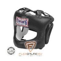 Шлемы Боксерский шлем с дугой M чёрный от Twins