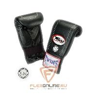 Cнарядные перчатки Перчатки снарядные на резинке  XL чёрные от Twins