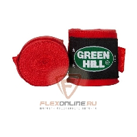 Бинты Бинт боксерский 3,5 метра красный от Green Hill