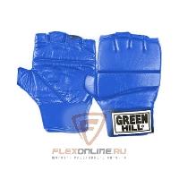 Перчатки MMA Шингарты синие от Green Hill