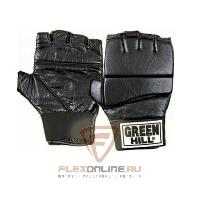 Перчатки MMA Шингарты чёрные от Green Hill