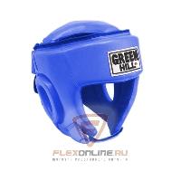 Шлемы Шлем боксерский BEST соревновательный синий от Green Hill