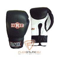 Боксерские перчатки Боксерские перчатки тренировочные 14 унций чёрно-белые от Ringside