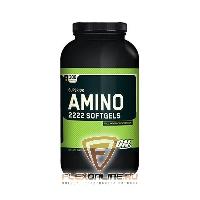 Аминокислоты Superior Amino 2222 Softgels от Optimum Nutrition