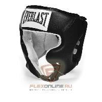 Шлемы Боксерский шлем тренировочный USA Boxing Cheek M чёрный от Everlast