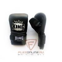 Cнарядные перчатки Перчатки снарядные на резинке M чёрные от King