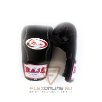 Cнарядные перчатки Перчатки снарядные на резинке S чёрные от Raja