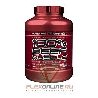 Гейнер 100% Beef Muscle от Scitec