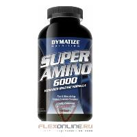 Аминокислоты Super Amino 6000 от Dymatize