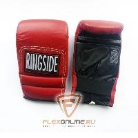 Cнарядные перчатки Перчатки снарядные на резинке XL красно-чёрные от Ringside