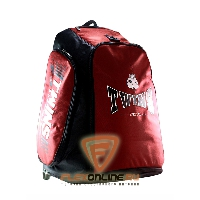 Сумки  Рюкзак BAG-5, красный, нейлон от Twins