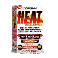 Жиросжигатели Heat Accelerated от Magnum