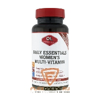 Витамины Daily Essential Womens multi-vitamin от Olympian Labs
