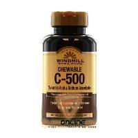 Витамины C-500 mg Chewable от Windmill