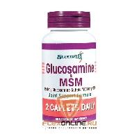 Суставы и связки Glucosamine & MSM от Windmill