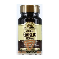 Витамины Natural Garlic 1000mg от Windmill