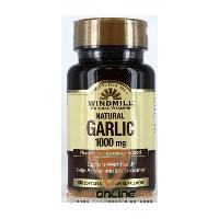 Витамины Natural Garlic 1000mg от Windmill